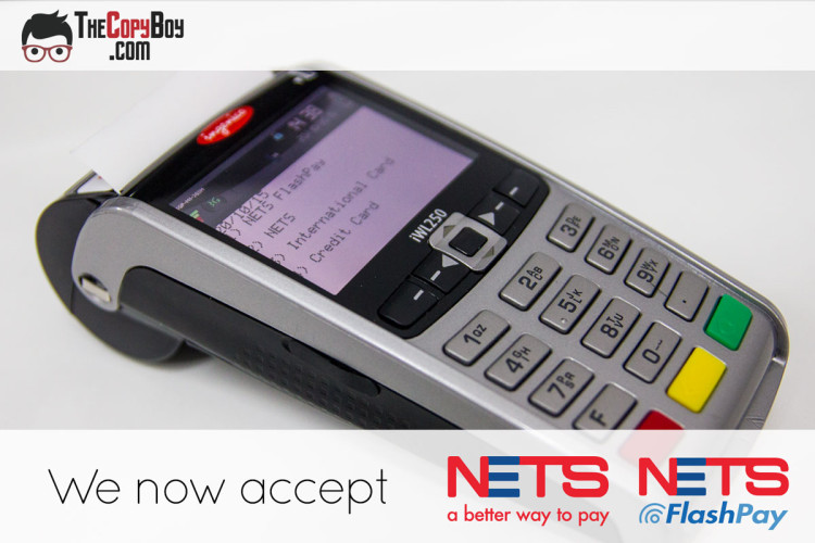 NETS now accepted