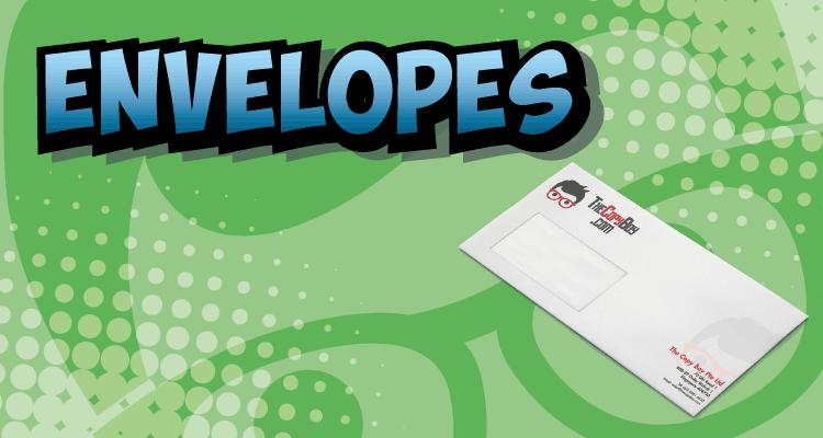 Product Breakdown: Envelopes